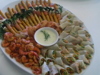 Platters - Divine Foods Catering